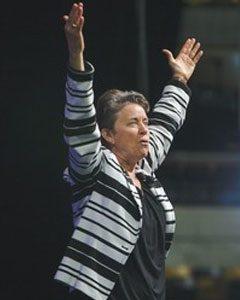 Coach Sherry Winn ~ Motivational Speaker