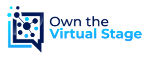 Online course titled Own the Virtual Stage